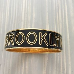 Kate Spade ♠️ NO SLEEP TILL BROOKLYN Bangle